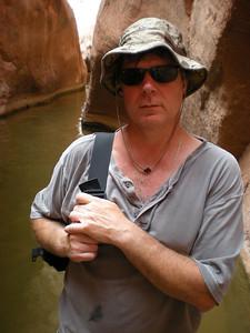 Mark in the narrows.