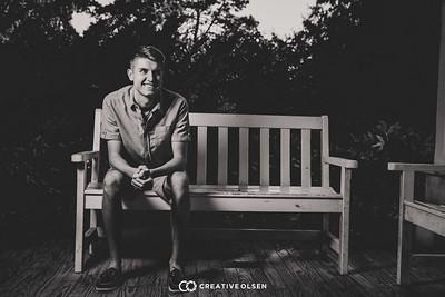 092218 Ethan Hulsey Senior Photographer Gretna