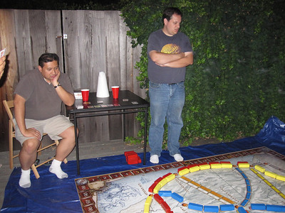 Ethan's 0x20th Birthday (Giant Ticket To Ride!)
