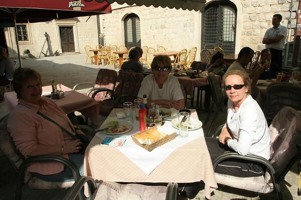 Crocia with Chris and Joe