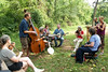 Outdoor Jam  -  French Creek Music Retreat 2012