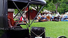 Buggy with Music jam session in background