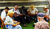 Folk music mini-concert at Quiet Valley
