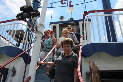 Exempts Canandaigua Lady Cruise 2017