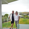 Michael took this picture of Louise and Walter in NZ!  Claire was at work.