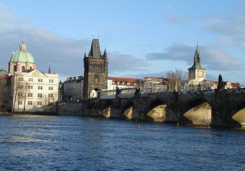 Charles Bridge II  Prague