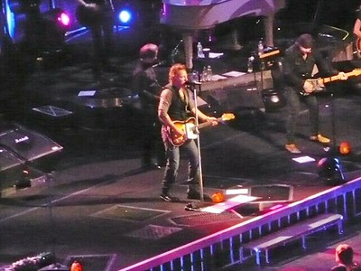 Bruce at the Sports Arena -- 10-07