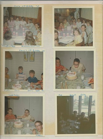 Arthur B. Weingarden-Photo Album 1969-71