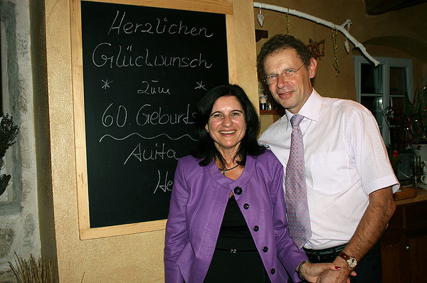 Anita's Birthday