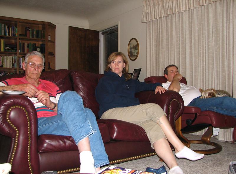 Larry, Emily & John
