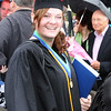 Brittnie at Cazenovia graduation May 2011