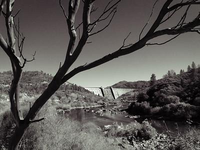 Shasta Dam.