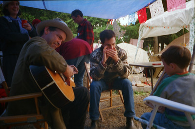 Laurie`s Fiddle Tunes 1999 #3