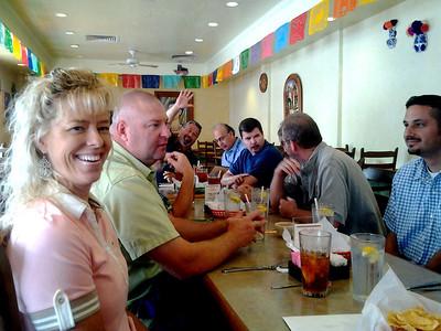 Steve Fingerhut's Retirement Lunch---June 23, 2011