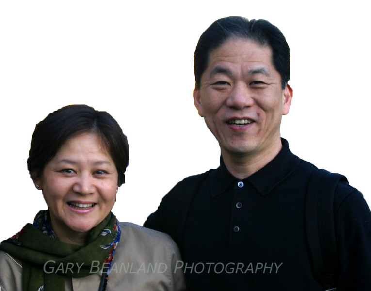 Yasuyo and Kazutoshi in Seattle 2004.