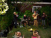 Freddy Clarke 60th birthday party at his home