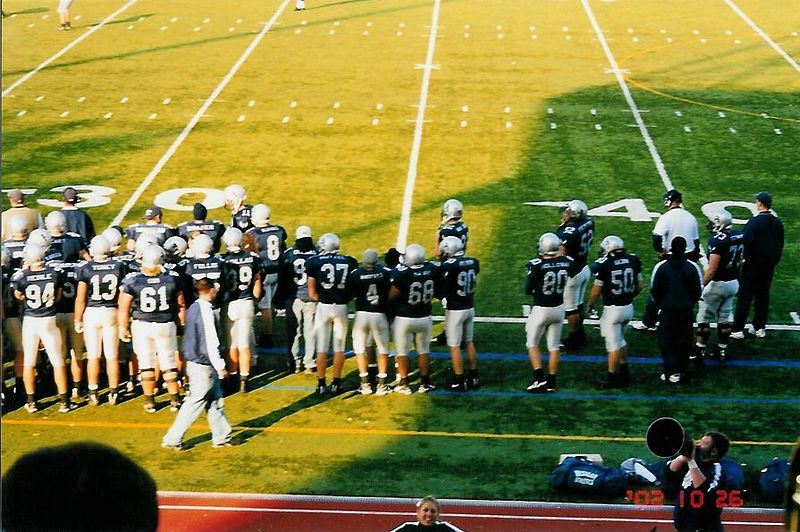 Central/WWU home game