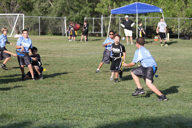Catch this pass and run for a touchdown sequence....