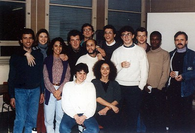 Jan., 1992. Geology Dept., Universite de Lille, Lille, France.