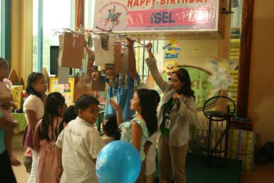 Isel's Birthday