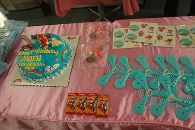 Jaden's 1st Birthday