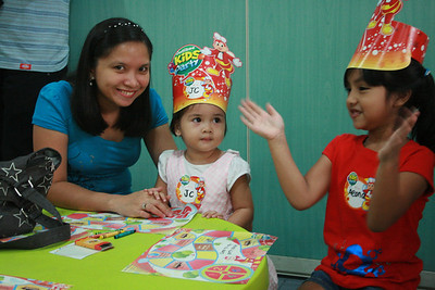 Kean 1st Birthday