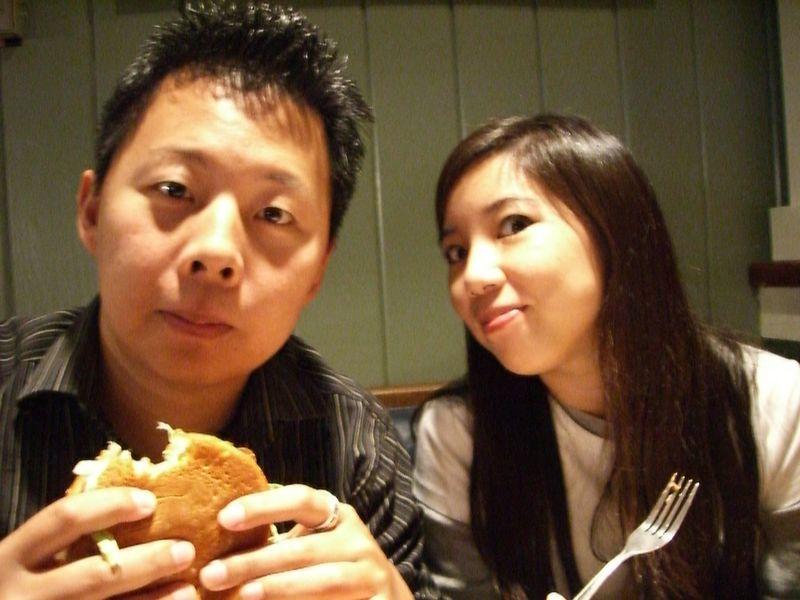2005 08 23 Tue - Daniel Chang & Katherine Huang 2