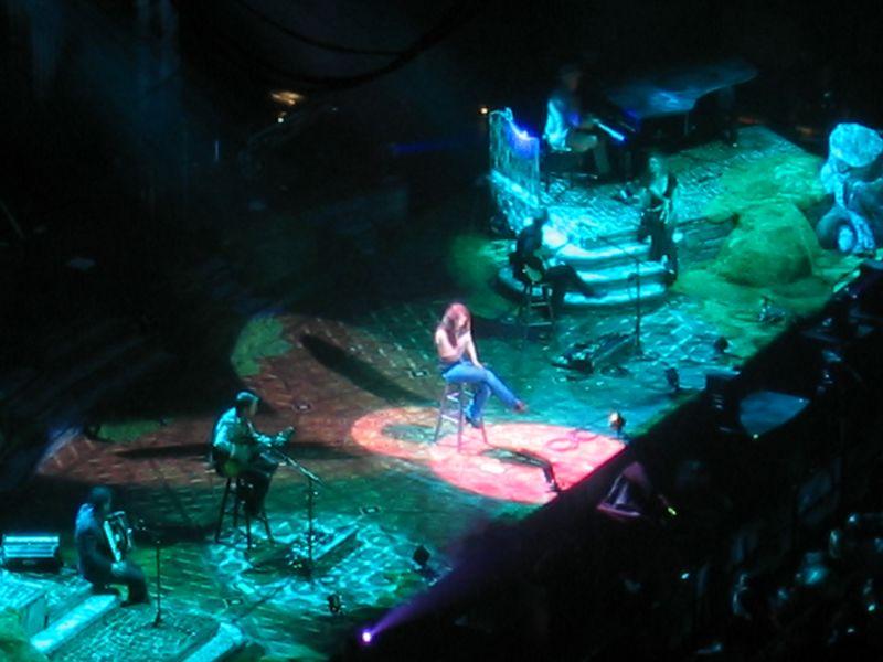 2004 07 09 Friday - Sarah McLachlan concert @ HP Pavilion San Jose 2