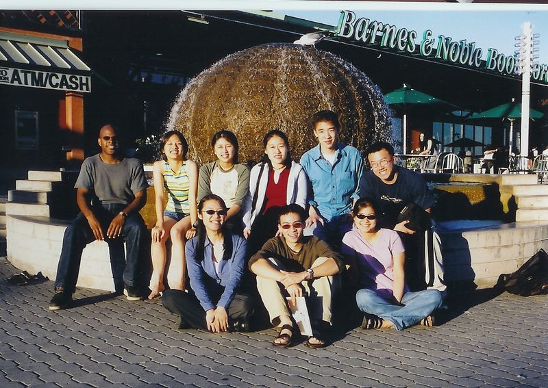Summer 2002 A Cappella @ Jack London Square