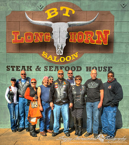BT Longhorn Saloon, Brenham, Texas New Years Eve 2011