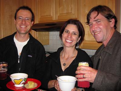 Dave, Claudia & Teo
