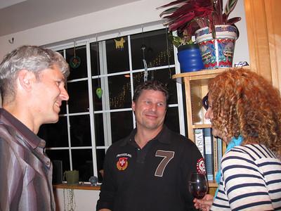 Arie Jan, David & Marjon