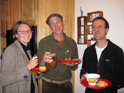 Heather, Karl & Dave