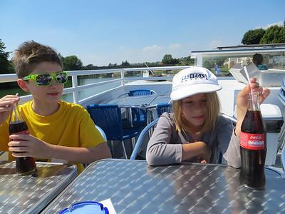 Une petite balade sur la Meuse