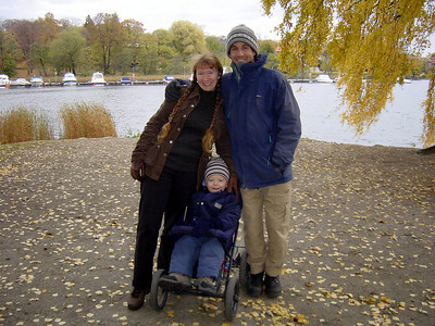 Dave, Marika & Devik (Sweden)