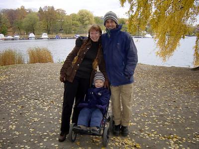 In Sweden (Oct 2003)