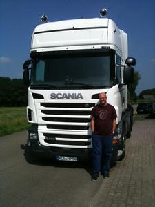 Dietmar Scania