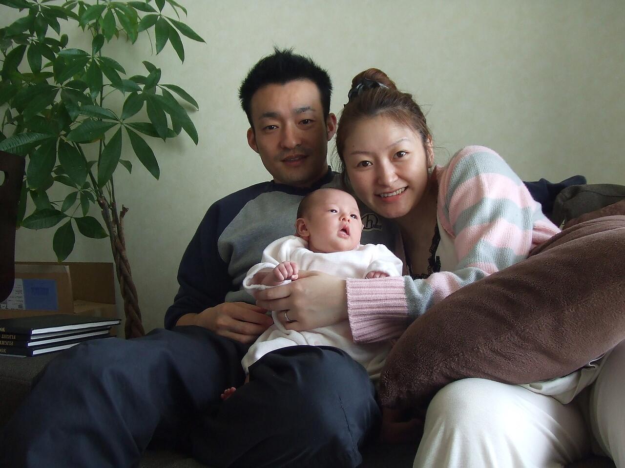 Sane, Himari, Natsuko