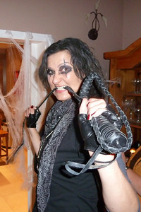 "Willi ""Alice Cooper"" Halloween 2010"