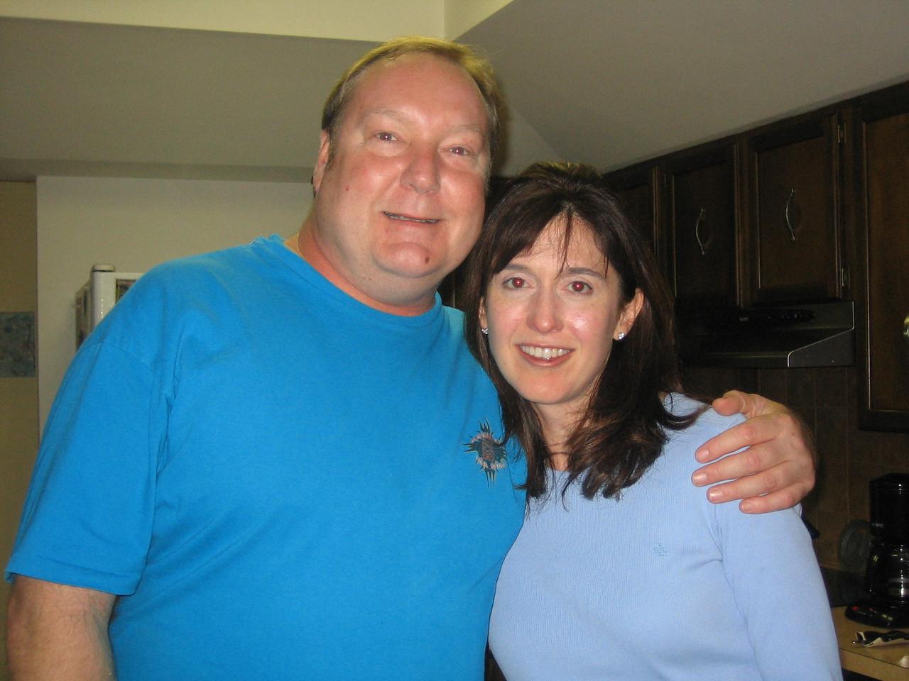 Jim & Mari