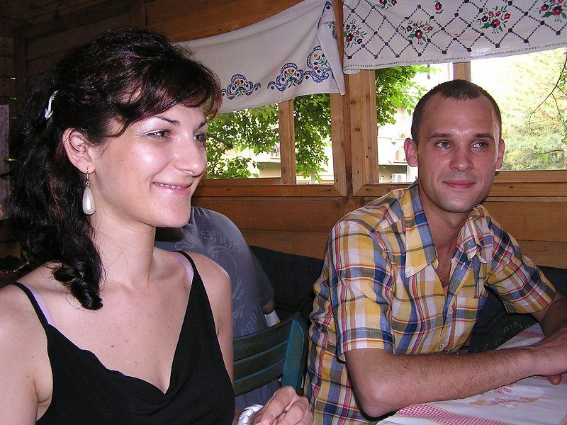 Neda and Dalibor