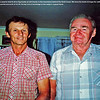 Brian and our old earthmover/dozer mate Jack Andrews. Hobby.Prospects in nth NSW for tin etc.