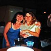 Party time at Bussts.  Jodi, Lisa, Keith