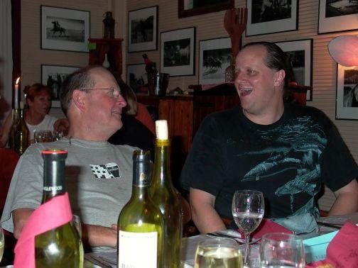 Nick & Dave - Moonan Flat pub
