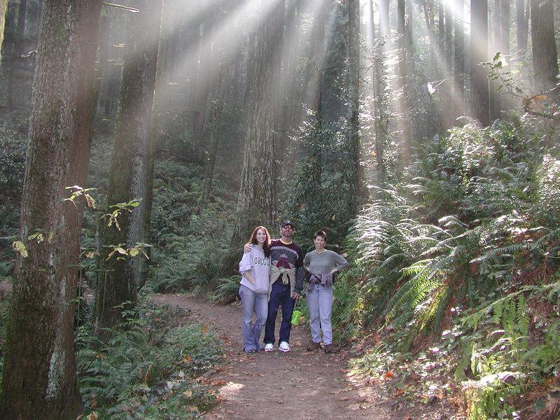 Shinai, Jer & Joan Oct '06
