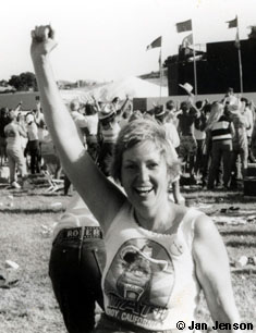 Doris Madden Chamberlain about 1983
