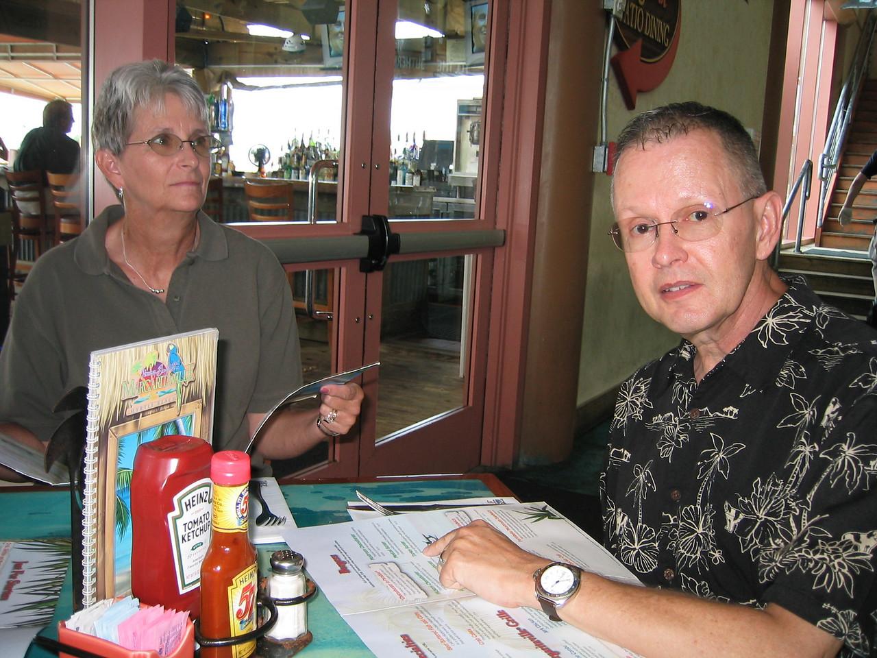 Margaritaville, Myrtle Beach, 2006