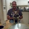 Loren's gift to the Kipleys: Puppy aka Poppy!