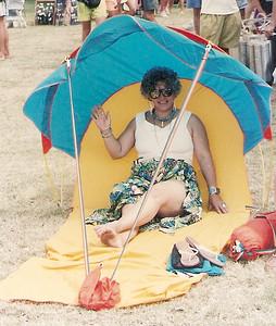 Zabia Dolle - beach cabana