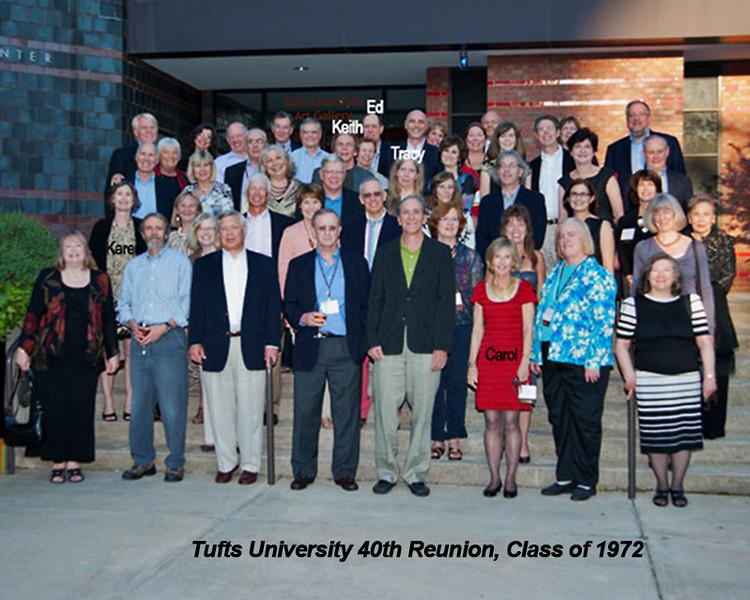 Tufts 40th Reunion